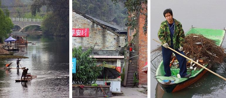Guilin und Umgebung