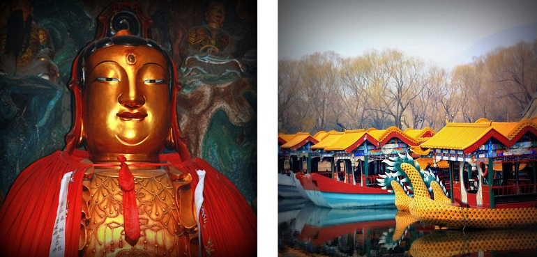 Jadebuddha-Tempel und Sommerpalast