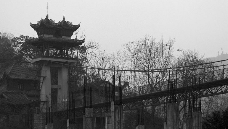 Die Geisterstadt Fengdu