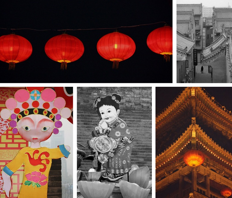 Lampionfest in Xi'an