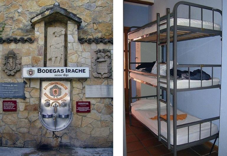 Weinbrunnen Bodegas Irache