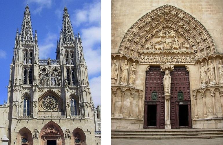 Kathedrale in Burgos