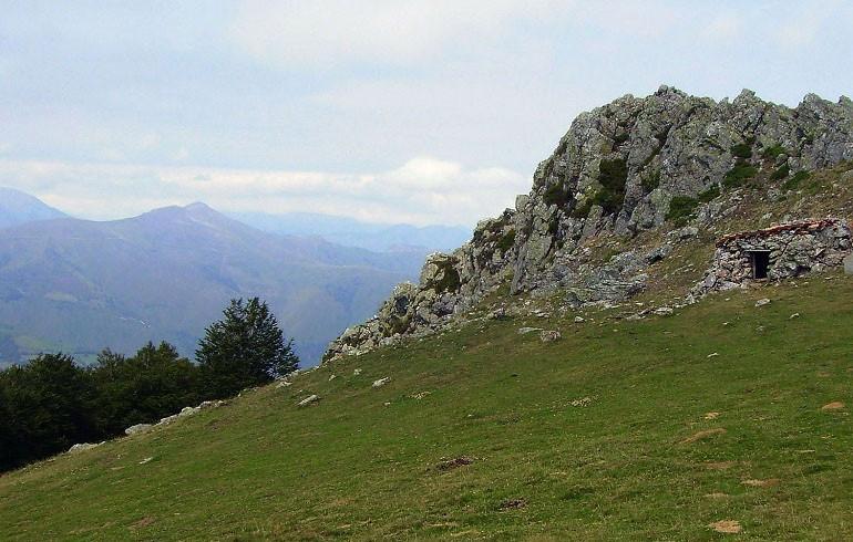 Steinhaus, Pyrenäen