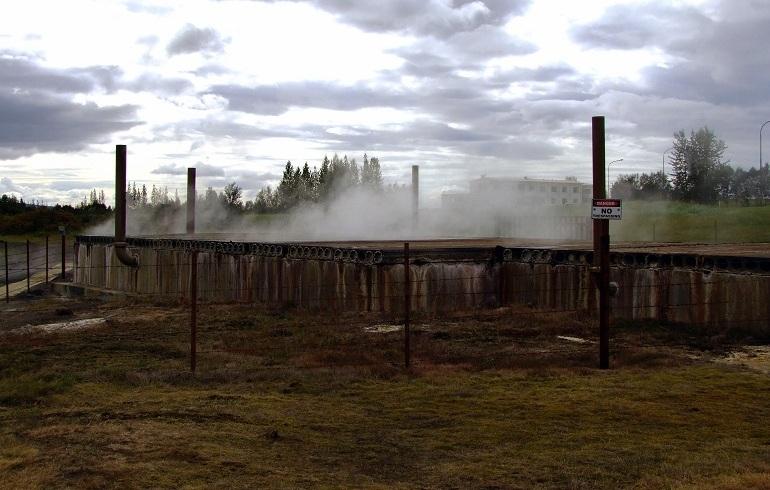 Heiße Quellen, Island