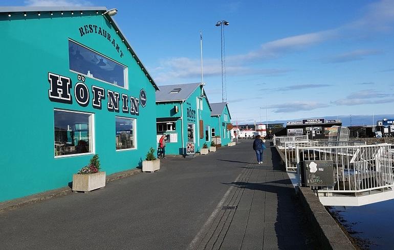 Alter Hafen, Reykjavik