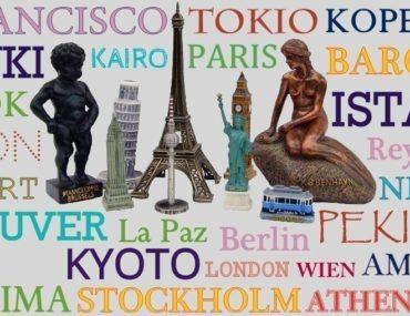 Meine Top Ten Städte