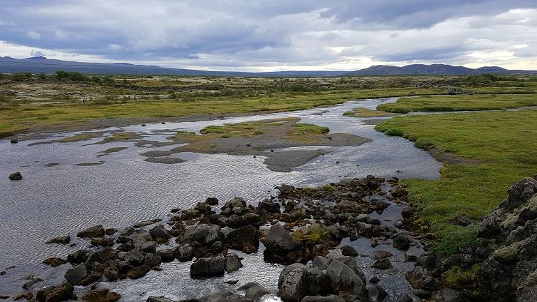 Thingvellir-Nationalpark, Island