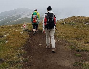Packliste für Bergwanderungen