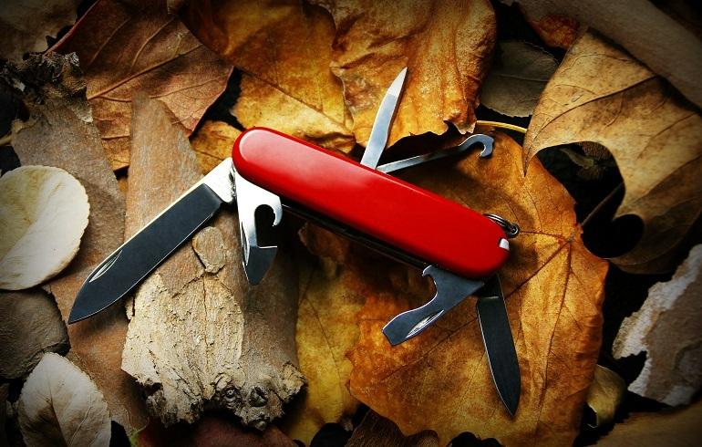 Outdoor-Werkzeuge
