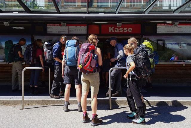 Kasse Fellhornbahn