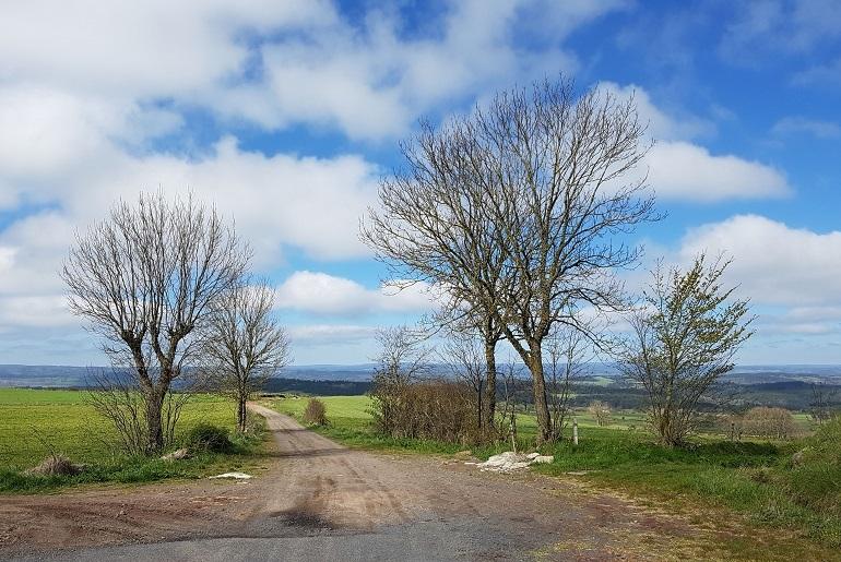 Unterwegs nach Cheylard-l'Évêque
