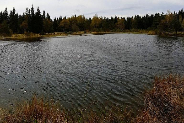 See in der Nähe von Luc