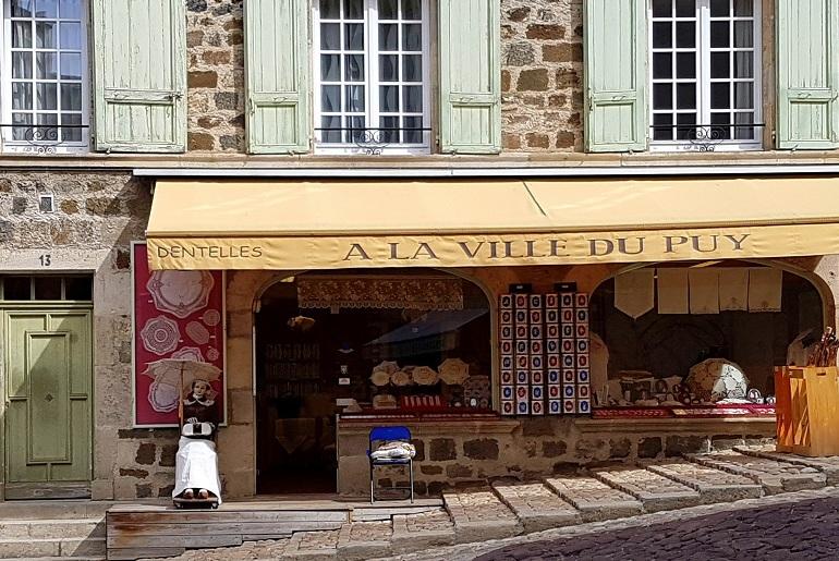 Spitze, Le Puy-en-Velay