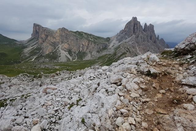 Dolomiten-Höhenweg 1