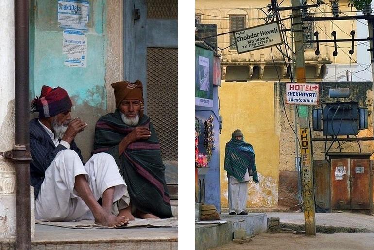 Mandawa und Nawalgarh